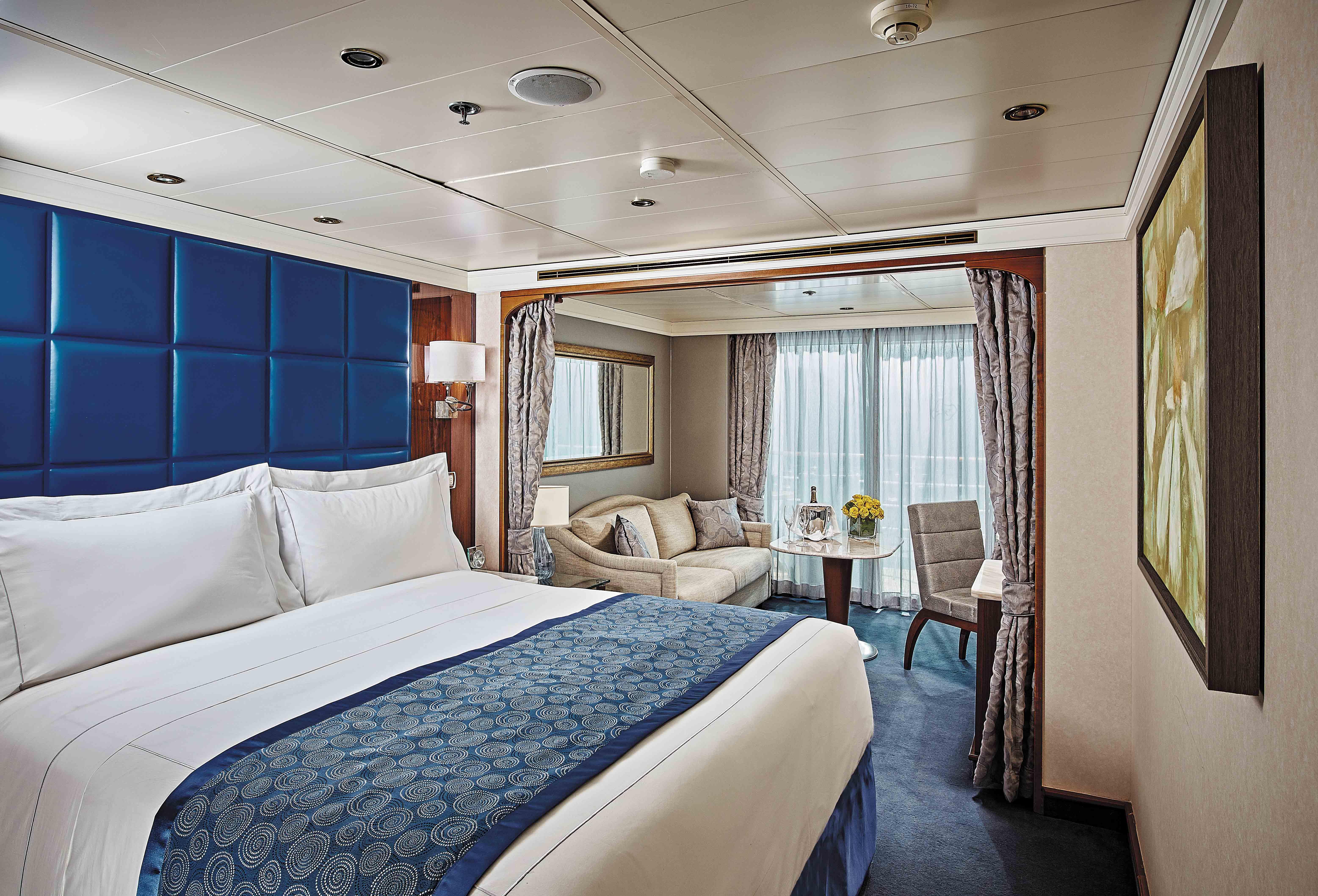 Seven Seas Navigator - Veranda Suite