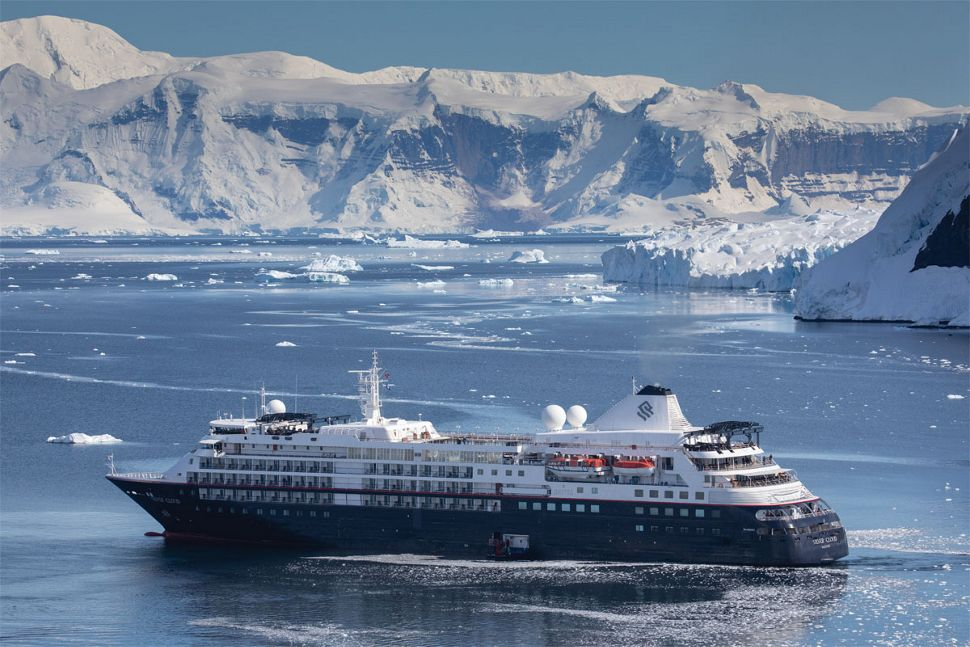 Silversea - Silver Cloud Expedition - Antarktis