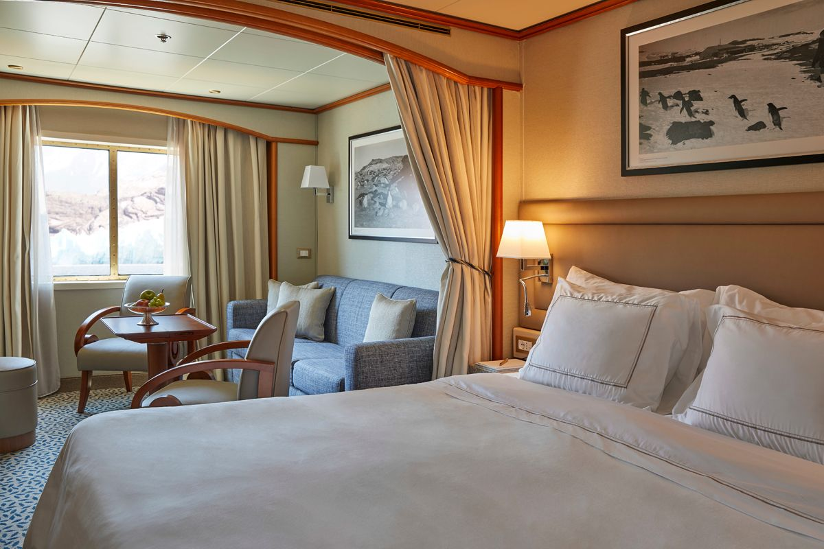 Silversea - Silver Cloud Expedition - Vista Suite