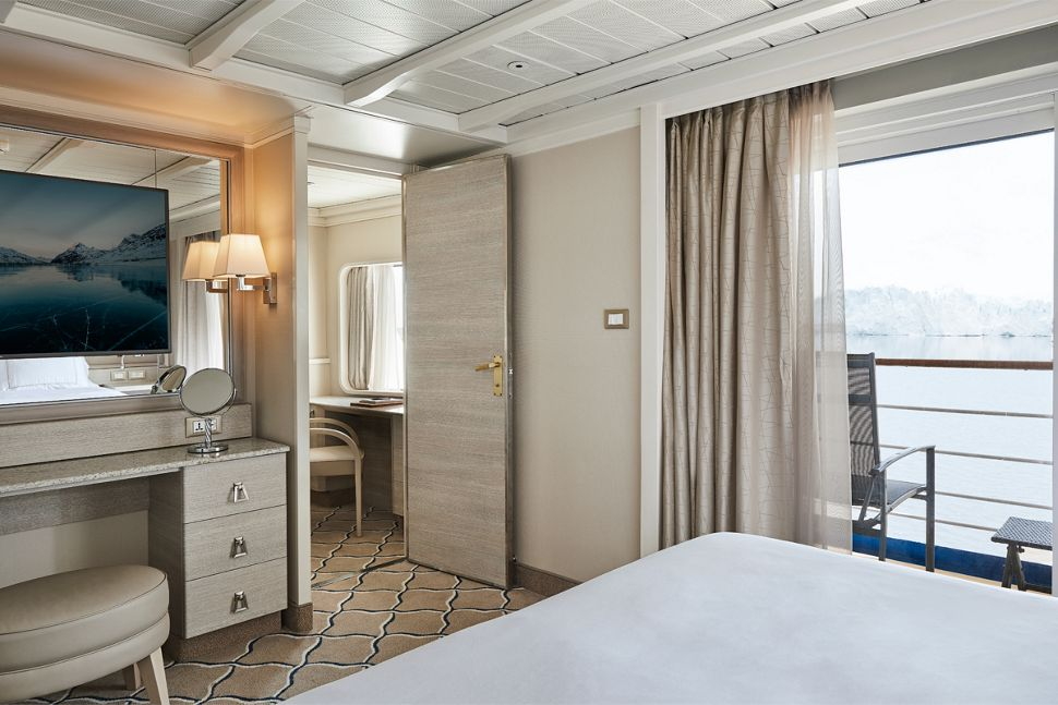 Silversea - Silver Cloud Expedition - Grand Suite