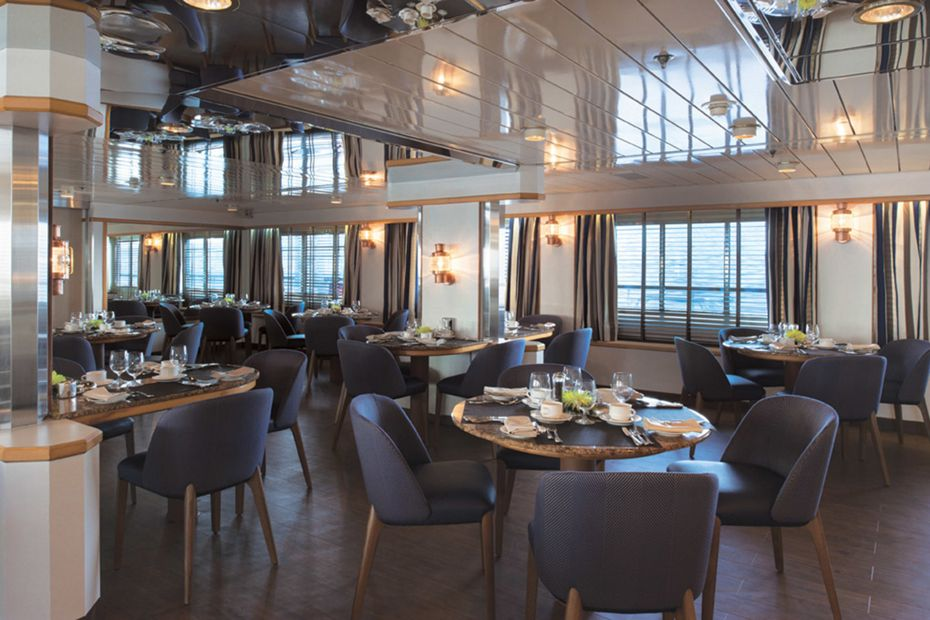 Silversea - Silver Discoverer - Day Lounge