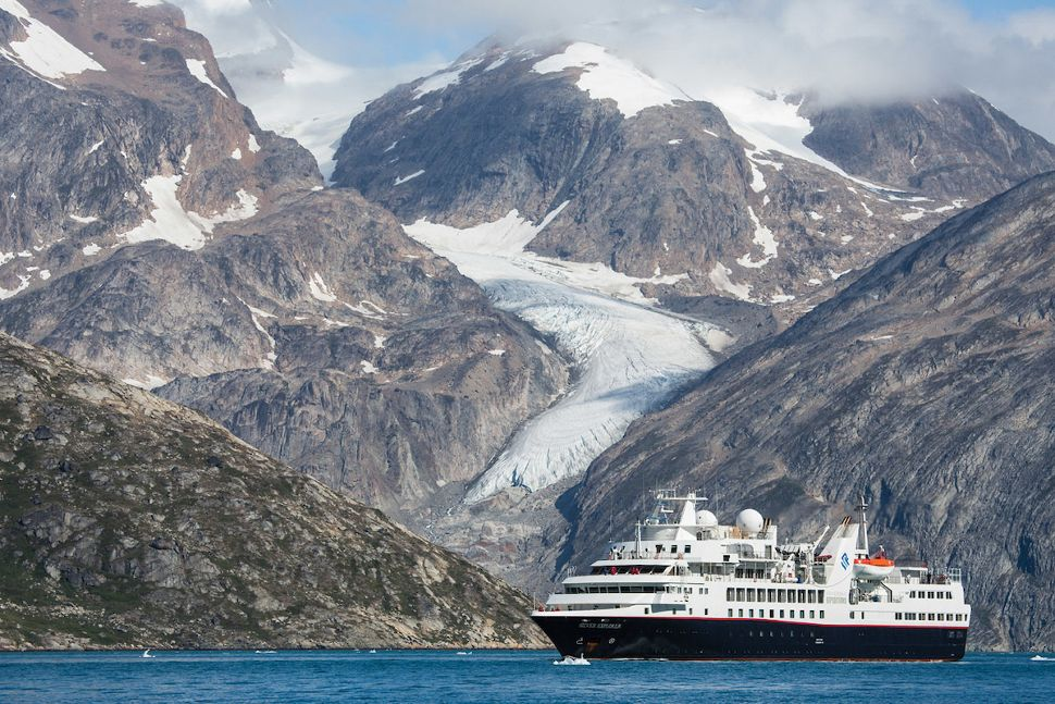 Silversea - Silver Explorer - Neuseeland