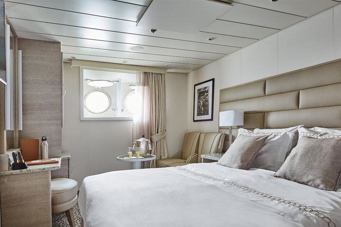 Silversea - Silver Explorer - Adventurer Suite