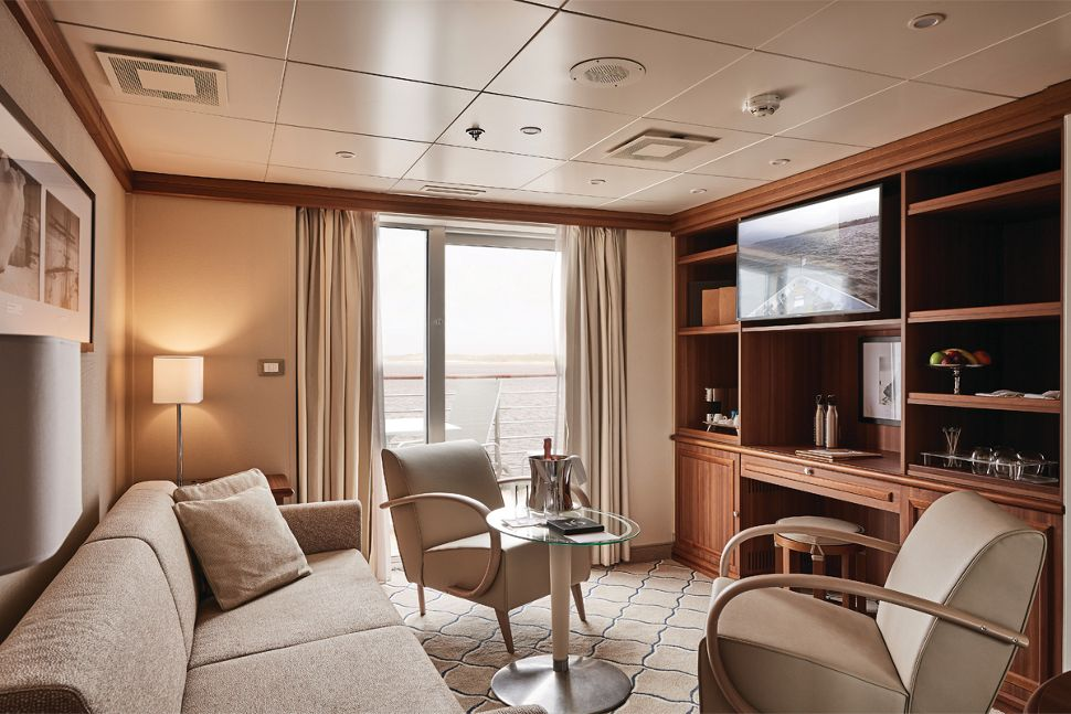 Silversea - Silver Explorer - Owners Suite