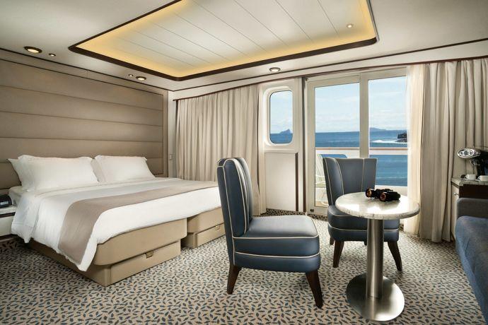 Silversea - Silver Galapagos - Silver Suite