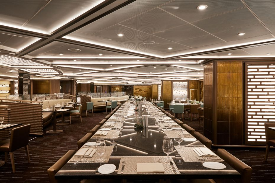 Silversea - Silver Muse - Indochine Restaurant