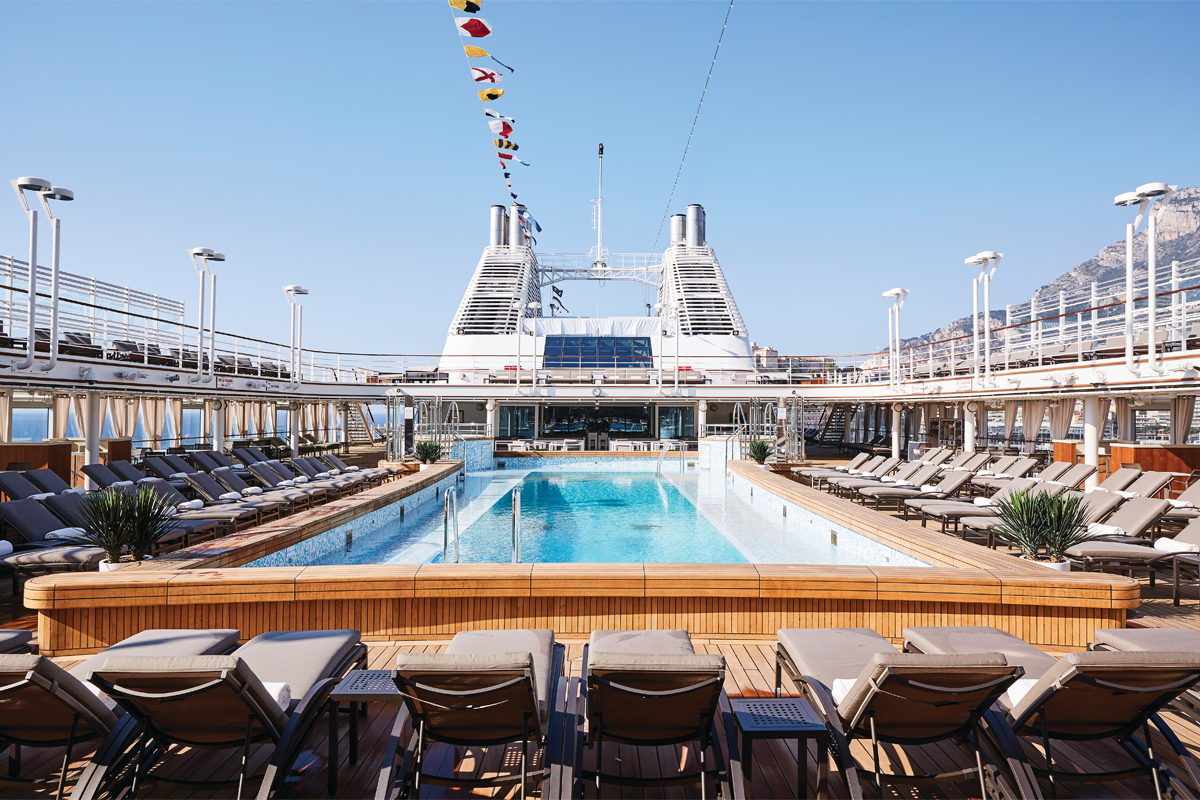 Silversea - Silver Muse - Pool