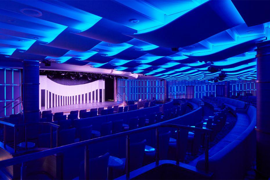 Silversea - Silver Muse - Venetian Lounge