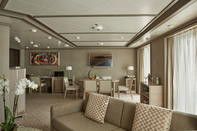 Silversea - Silver Muse - Grand Suite