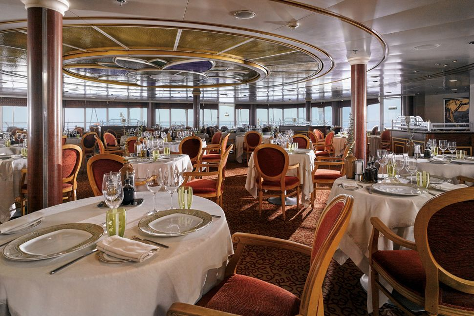 Silversea - Silver Shadow - La Terrazza