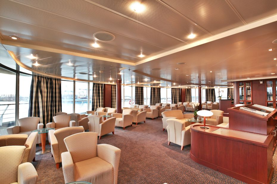 Silversea - Silver Shadow - Observation Library