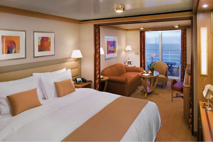 Silversea - Silver Shadow - Veranda Suite