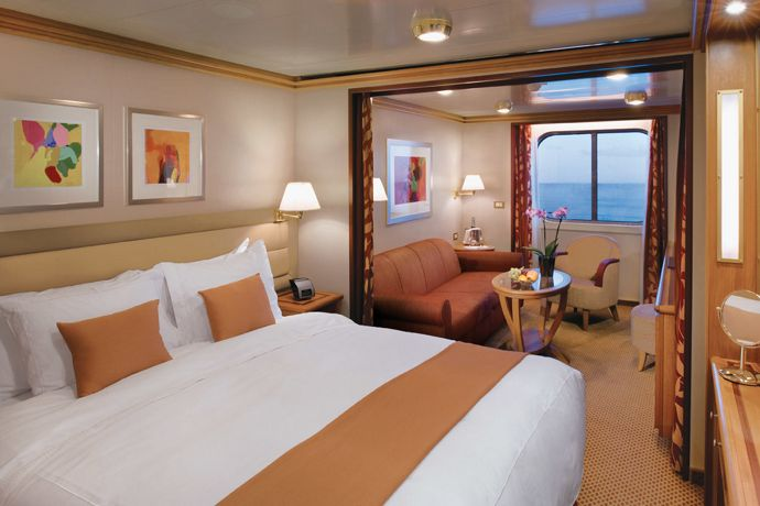 Silversea - Silver Shadow - Vista Suite