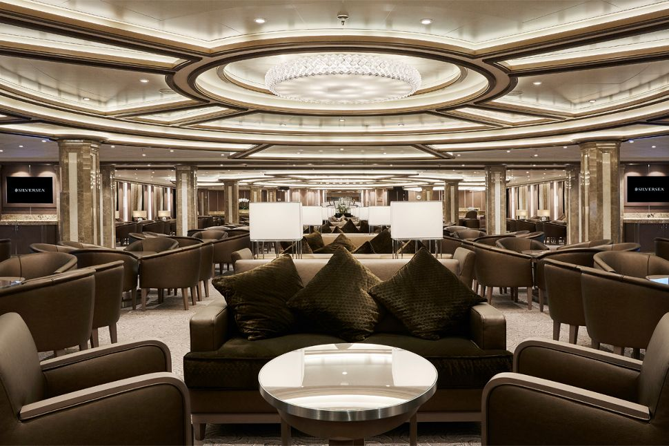 Silversea - Silver Spirit - Dolce Vita Lounge