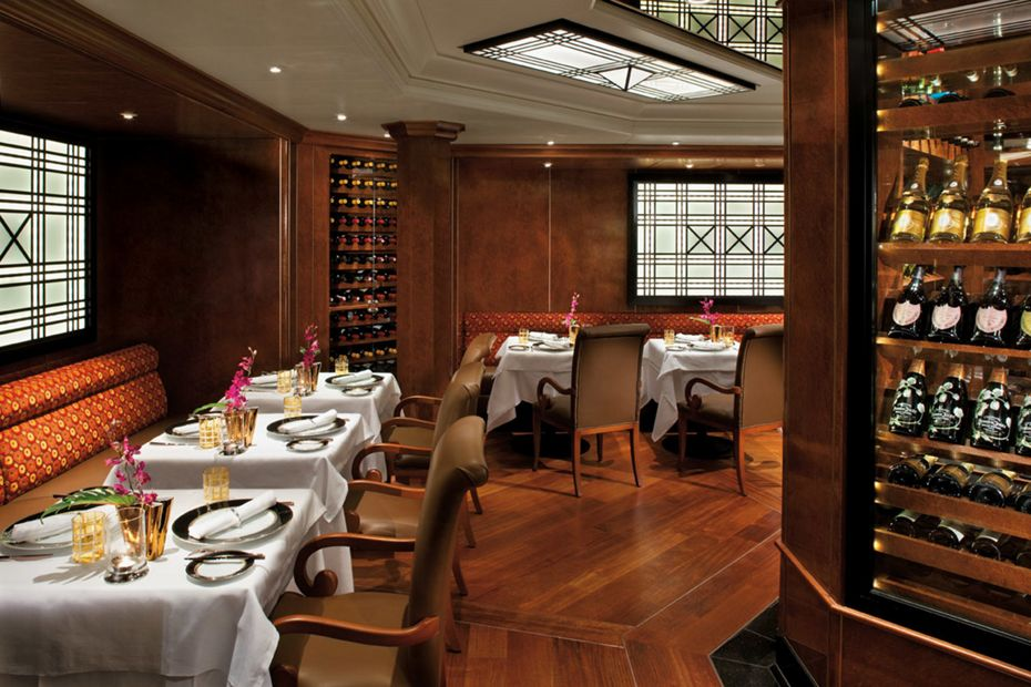 Silversea - Silver Spirit - La Dame Restaurant