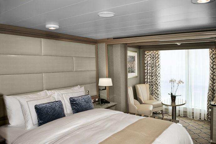 Silversea - Silver Spirit - Panorama Suite