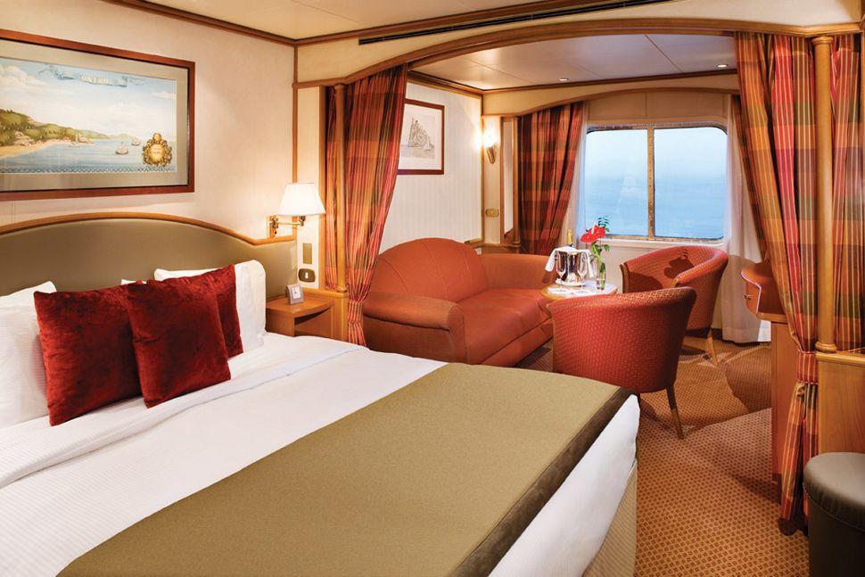 Silversea - Silver Wind - Vista Suite