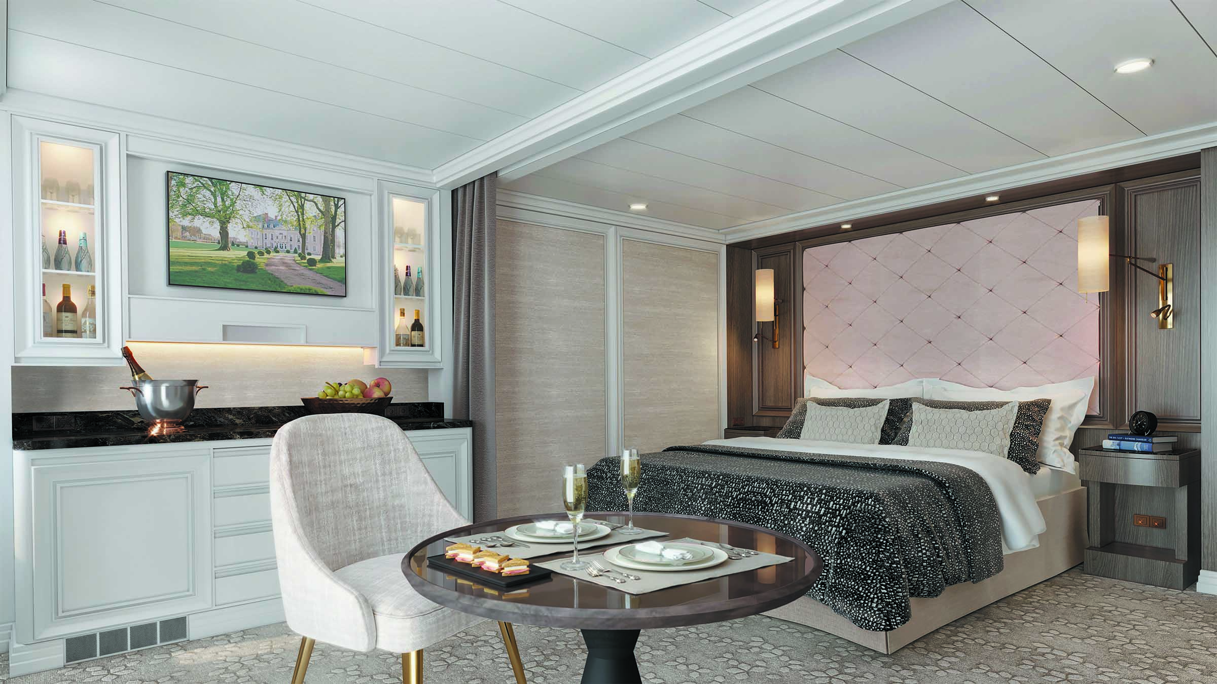 Seven Seas Splendor - Superior Suite