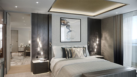 Crystal Endeavor - Crystal-Penthouse-Suite-PS-Bedroom