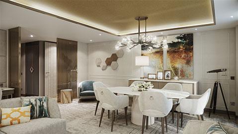 Crystal Endeavor - Crystal-Penthouse-Suite-SB-Living-Room