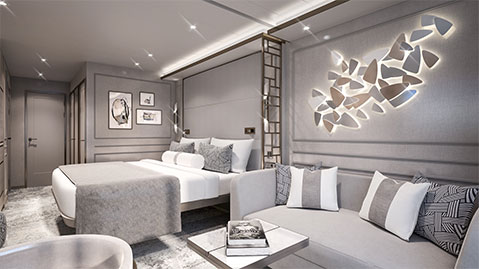 Crystal Endeavor - Deluxe-Suite-A