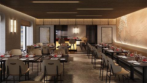 Crystal Endeavor - Restaurant Umi-Uma