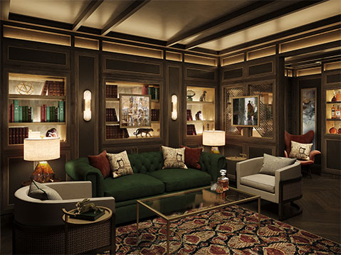 Crystal Endeavor - Lounge Connoisseur Club