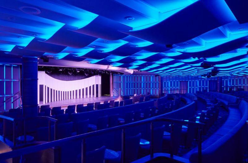 Silversea - Silver Dawn - Venetian Lounge