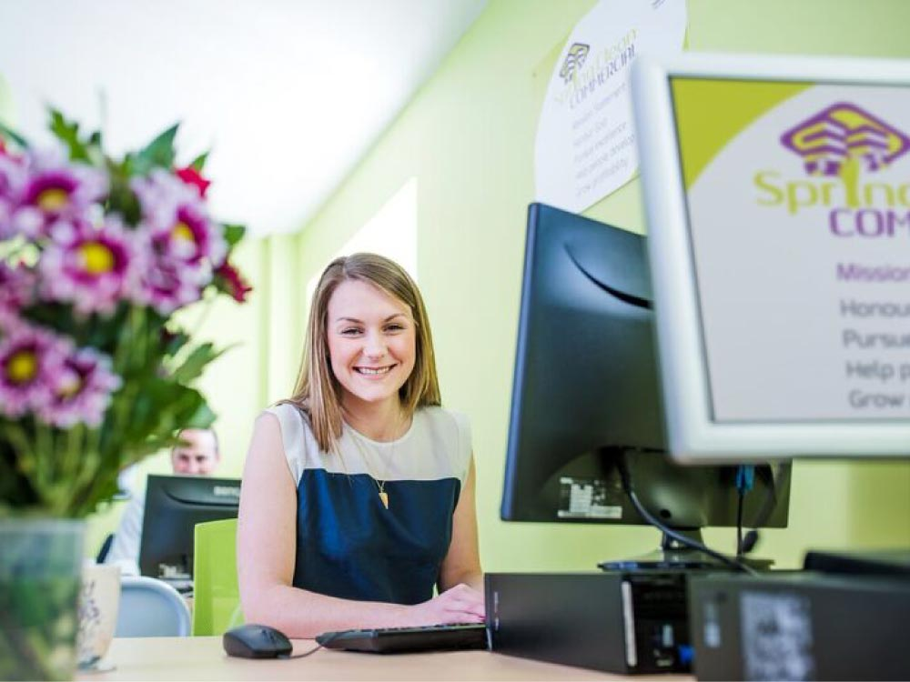 hollie middleton - spring clean commercial owner