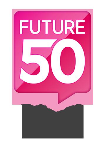 future 50 icon