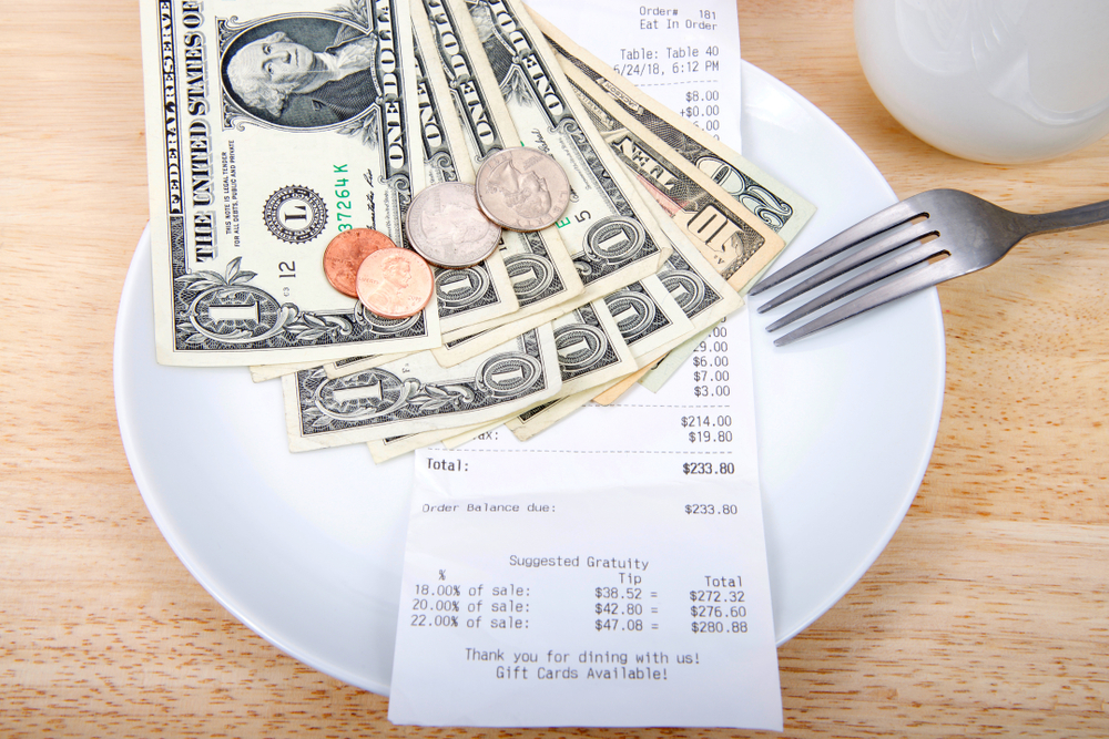 NYC Restaurants' War on Tips
