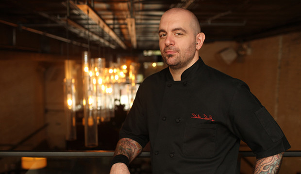 Celebrity Chef Chris Santos Sued for Wage Theft by Former Bussers