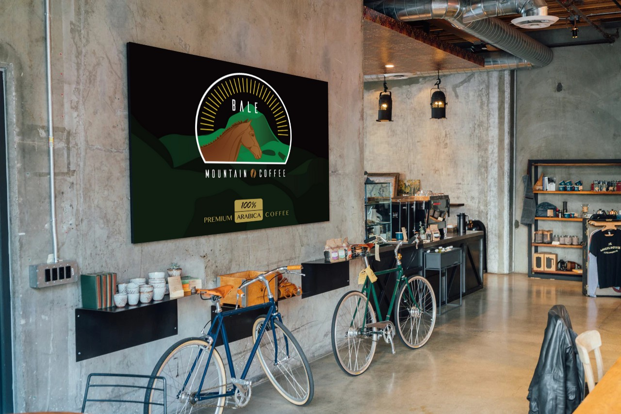 Bale Mountain Coffee