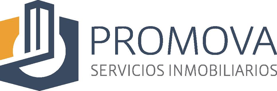 Logo Promova Servicios Inmobiliarios