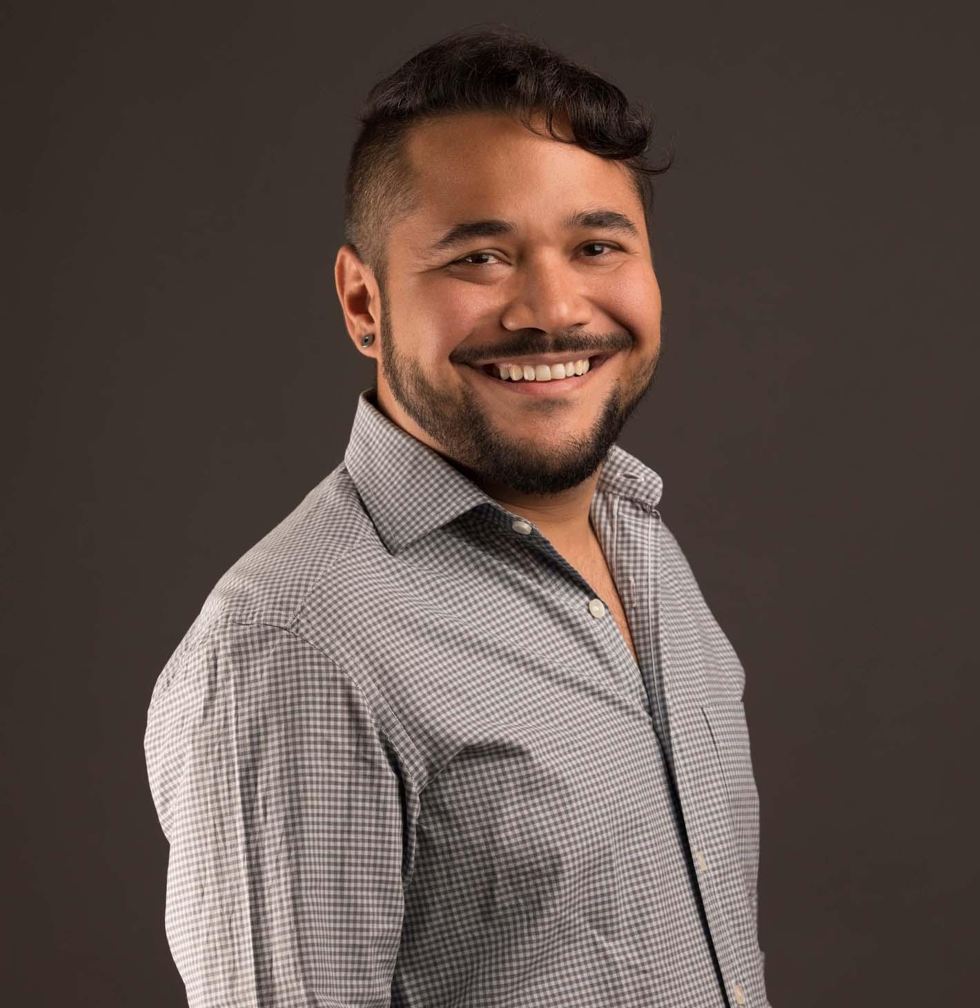 Carlos Espindola Encargado de Comunicación y Marketing de Promova