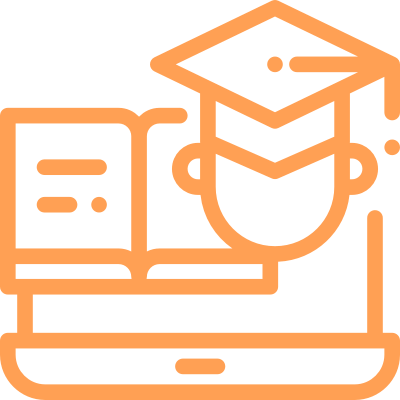 training and student icon