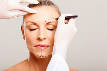 Cosmetic Consultation for L.A. Lift Procedure