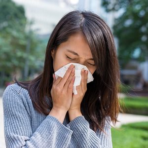 what are your sinus issues?