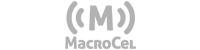 Logo de cliente Macrocel