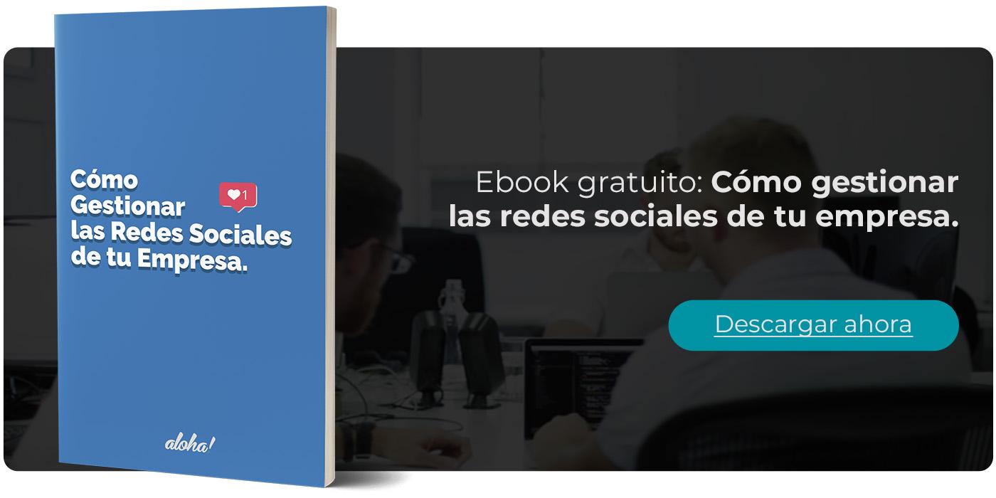 ebook gestionar redes sociales