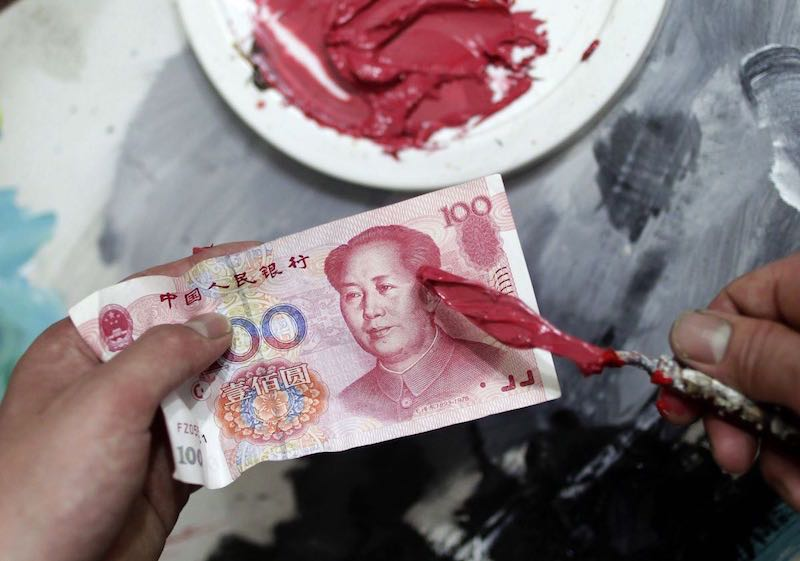 Is China's Economic Power a Paper Tiger?