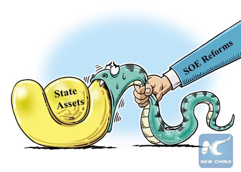 Is china prematurely declaring victory in its reforms?