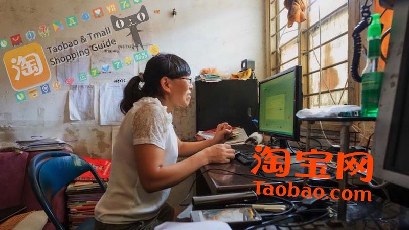 C-to-C Internet Commerce- From Taobao Shops to Taobao Villages