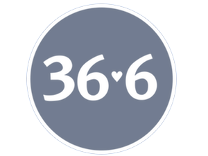 аптека 36,6 logo