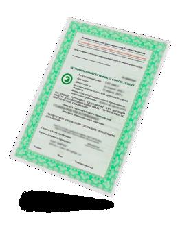 паспорт безопасности химической продукции