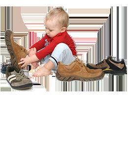 Сертификация детской обуви