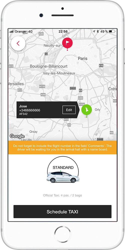 masmov app taxi