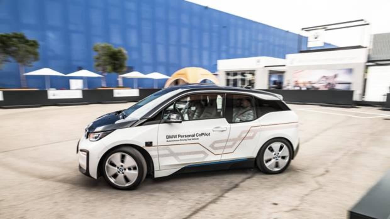 El 5G acelera la llegada del coche autónomo. MWC 2018