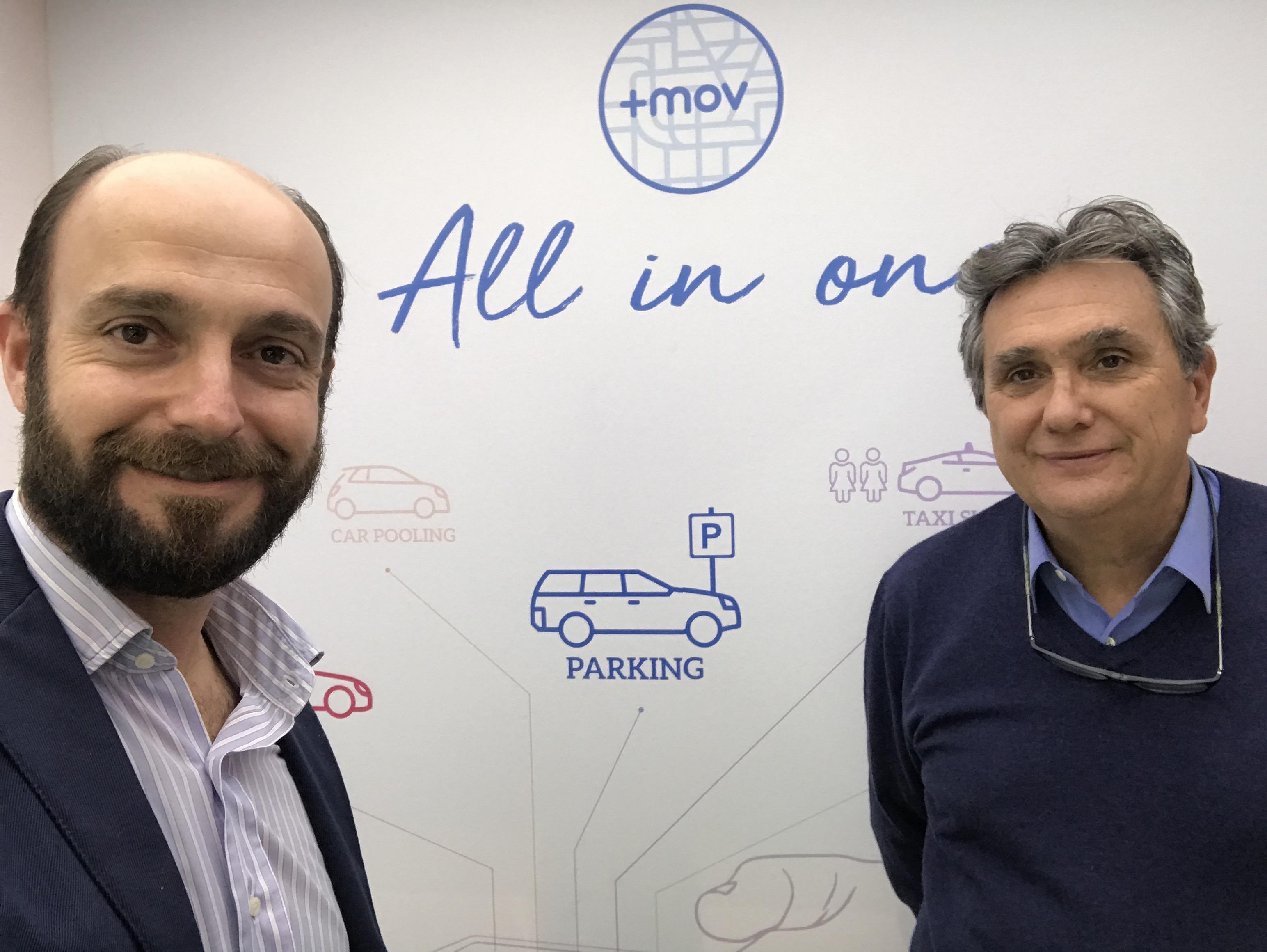 Taksee y Parkimeter presentan primera app que integra soluciones de movilidad