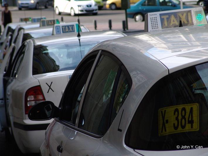 Reducimos nuestra huella de Carbono en los desplazamientos en taxi